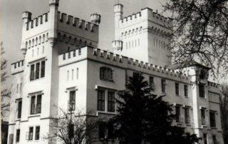 Historická fotografie z archivu-Zámek