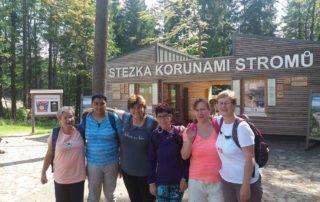 Výlet do Jánských lázní 2018