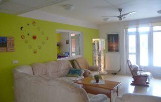 10. Obývací pokoj na domácnost E