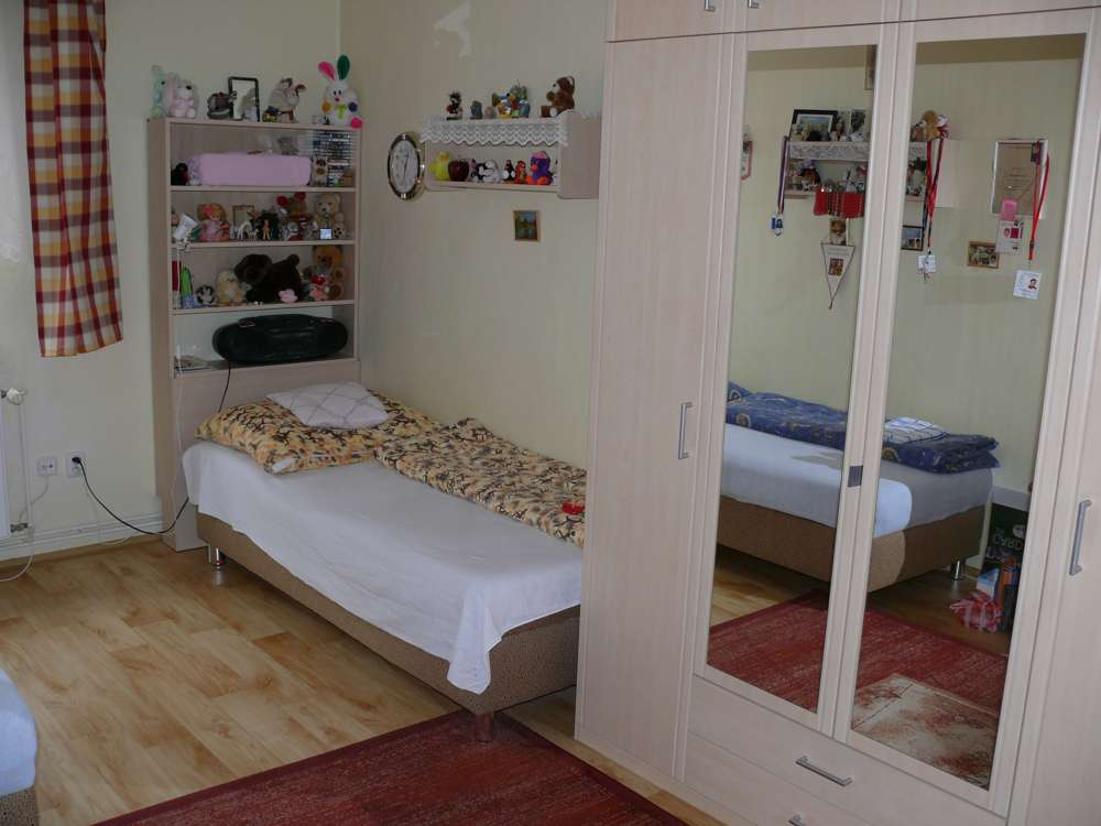 Pokoj na chráněném bydlení