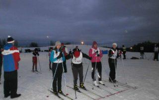 XXI. MČR v klasickém lyžování Lánov 2018