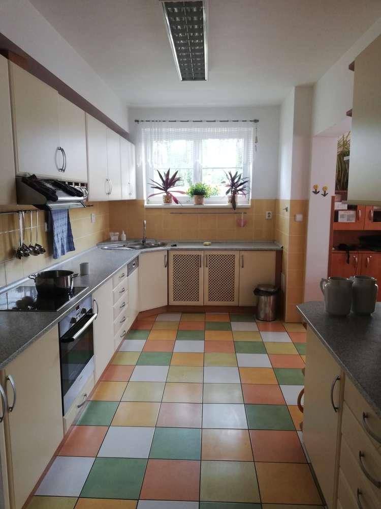 Kuchyň na domku