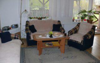 Obývací pokoj na CHB