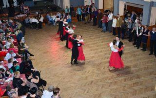 Ples České Meziříčí 2018