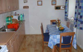 Kuchyň s jídelnou na CHB