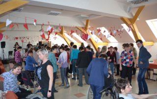17 ) Valentýnská zábava v DSS - 2020